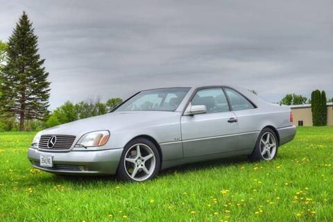 1995 Mercedes-Benz S-Class for sale at Hooked On Classics in Watertown MN