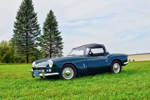 1965 Triumph Spitfire for sale at Hooked On Classics in Watertown MN