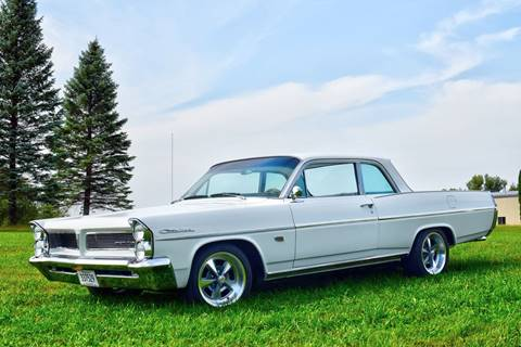 1963 Pontiac Catalina for sale at Hooked On Classics in Watertown MN