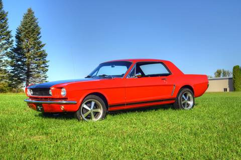 1965 Ford Mustang for sale at Hooked On Classics in Watertown MN