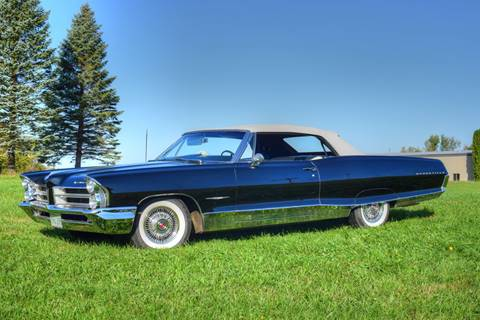 1965 Pontiac Bonneville for sale at Hooked On Classics in Watertown MN