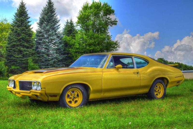 1970 Oldsmobile Ralley 350  - Watertown MN