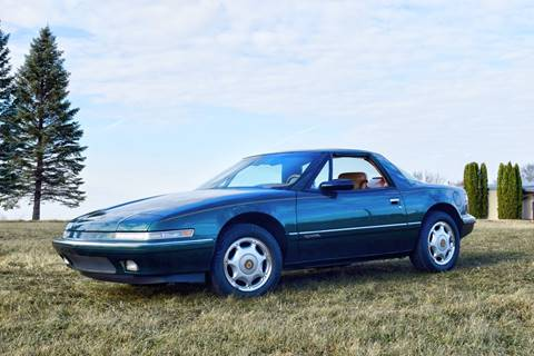 1991 Buick Reatta for sale at Hooked On Classics in Watertown MN