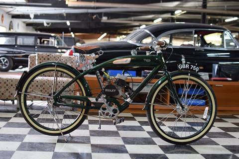2009 Ridley Motorized Bike