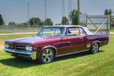 1964 Pontiac Le Mans for sale at Hooked On Classics in Watertown MN