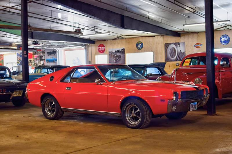 1968 AMC AMX for sale at Hooked On Classics in Watertown MN