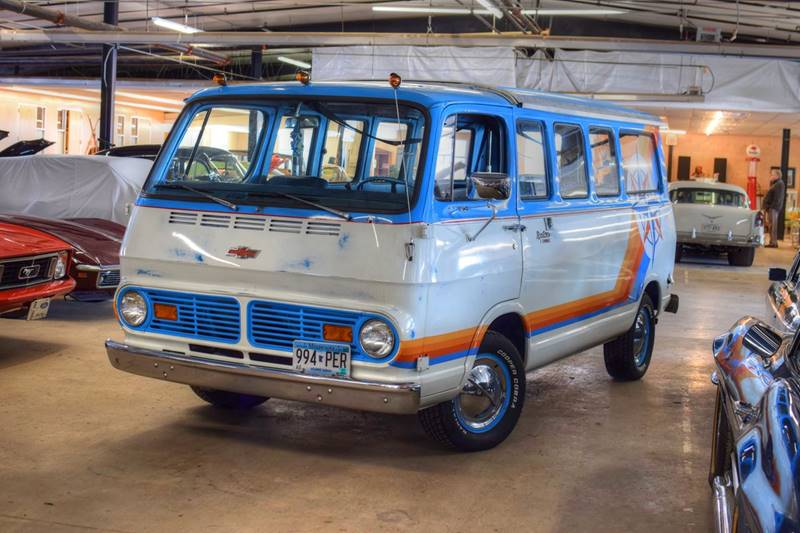 1967 Chevrolet Chevy Van for sale at Hooked On Classics in Watertown MN