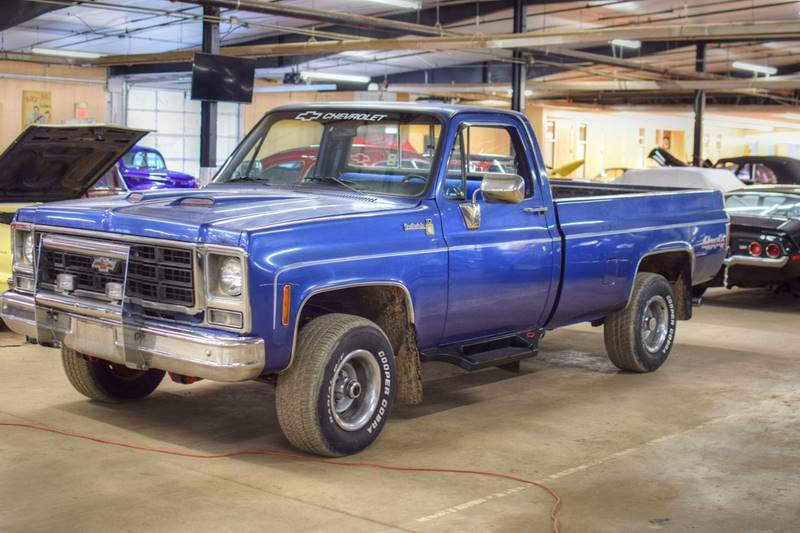 1980 Chevrolet C/K 1500 Series for sale at Hooked On Classics in Watertown MN