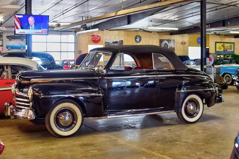 1947 Ford Convertible for sale at Hooked On Classics in Watertown MN