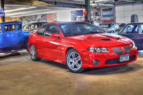 2005 Pontiac GTO for sale at Hooked On Classics in Watertown MN