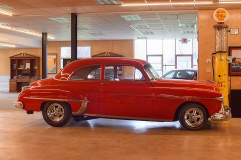 1950 Oldsmobile Eighty-Eight for sale at Hooked On Classics in Watertown MN