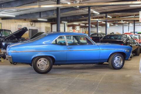1968 Chevrolet Nova for sale at Hooked On Classics in Watertown MN