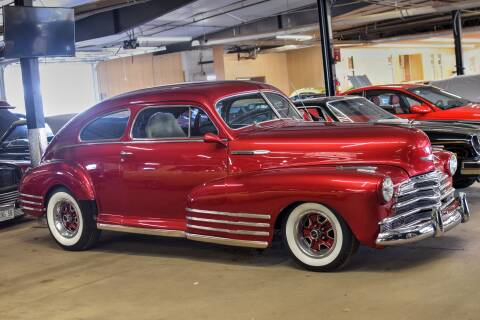 1947 Chevrolet Fleetline for sale at Hooked On Classics in Watertown MN