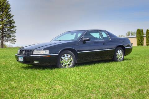 1998 Cadillac Eldorado for sale at Hooked On Classics in Watertown MN