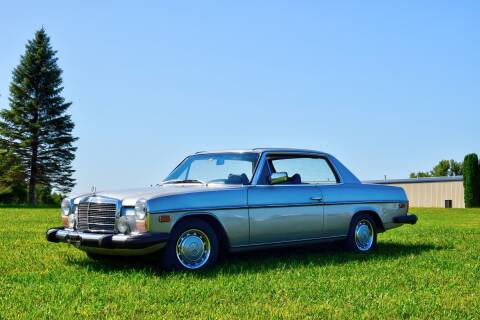1974 Mercedes-Benz 280-Class for sale at Hooked On Classics in Watertown MN
