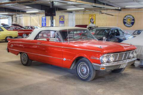 1963 Mercury Comet for sale at Hooked On Classics in Watertown MN