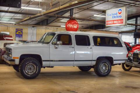 1990 Chevrolet Suburban for sale at Hooked On Classics in Watertown MN