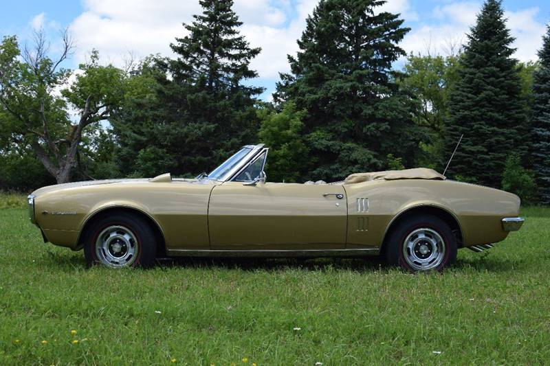 1967 Pontiac Firebird  - Watertown MN