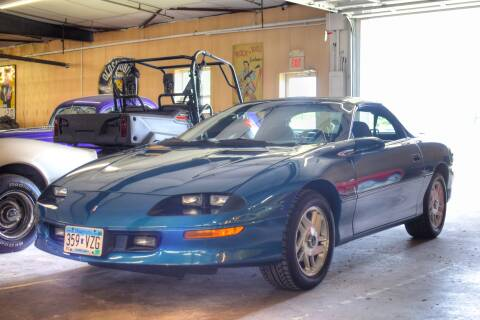 1995 Chevrolet Camaro for sale at Hooked On Classics in Watertown MN