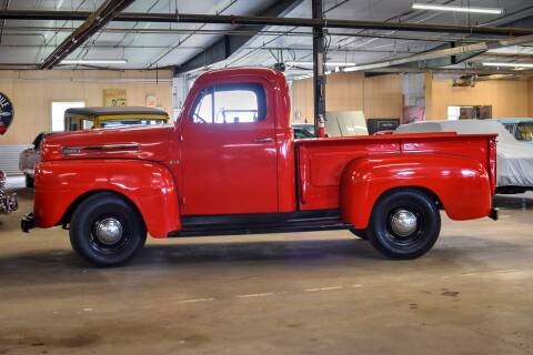 1950 Ford F-1 for sale at Hooked On Classics in Watertown MN