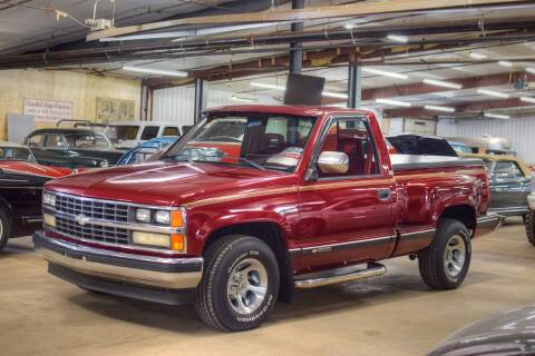 1989 Chevrolet C/K 1500 Series for sale at Hooked On Classics in Watertown MN