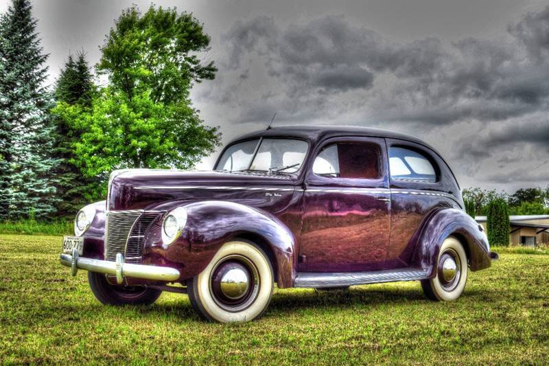 1940 Ford Sedan Deluxe  - Watertown MN