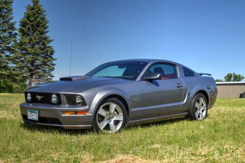 2007 Ford Mustang for sale at Hooked On Classics in Watertown MN