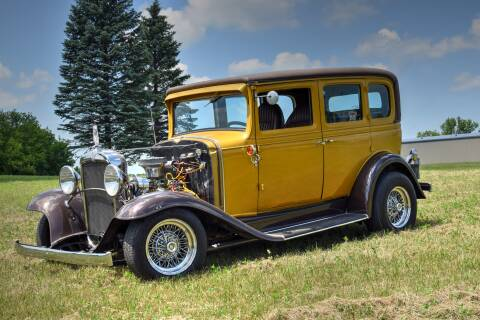 1931 Chevrolet Street Rod for sale at Hooked On Classics in Watertown MN