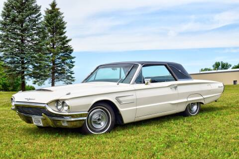 1965 Ford Thunderbird for sale at Hooked On Classics in Watertown MN