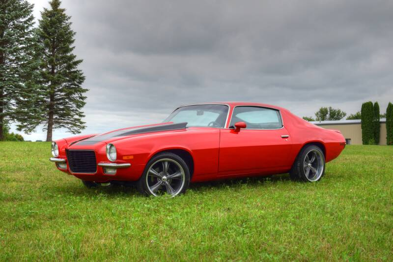 1970 Chevrolet Camaro for sale at Hooked On Classics in Watertown MN