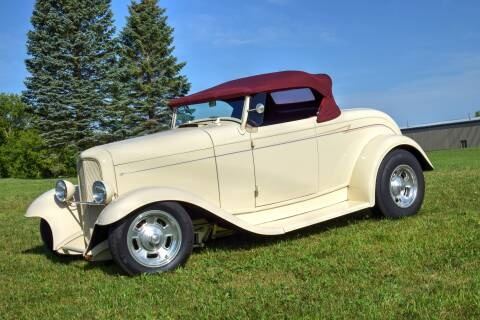 1932 Ford Street Rod for sale at Hooked On Classics in Watertown MN
