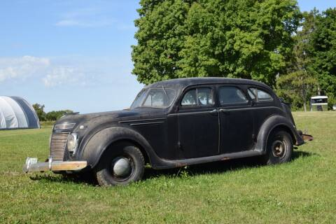1937 Chrysler Airflow for sale at Hooked On Classics in Watertown MN