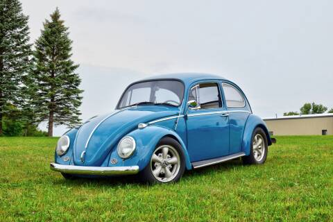 1965 Volkswagen Beetle for sale at Hooked On Classics in Watertown MN