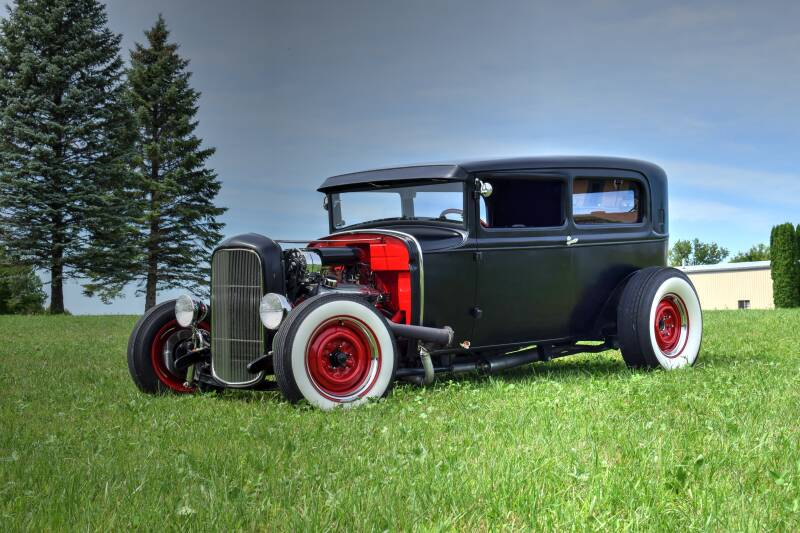 1930 Ford Model A for sale at Hooked On Classics in Watertown MN