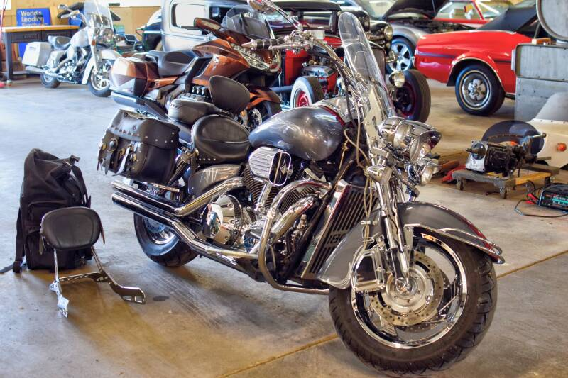 2003 Honda VTX 1800R/S for sale at Hooked On Classics in Watertown MN