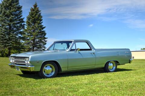 1965 Chevrolet El Camino for sale at Hooked On Classics in Watertown MN