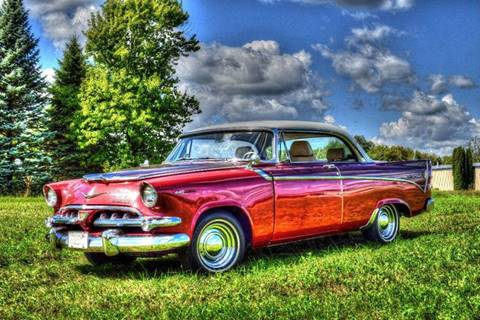 1956 Dodge Custome Royal Lancer