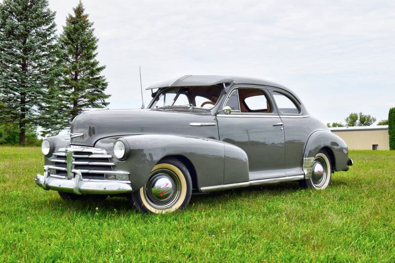 1948 Chevrolet Fleetmaster for sale at Hooked On Classics in Watertown MN