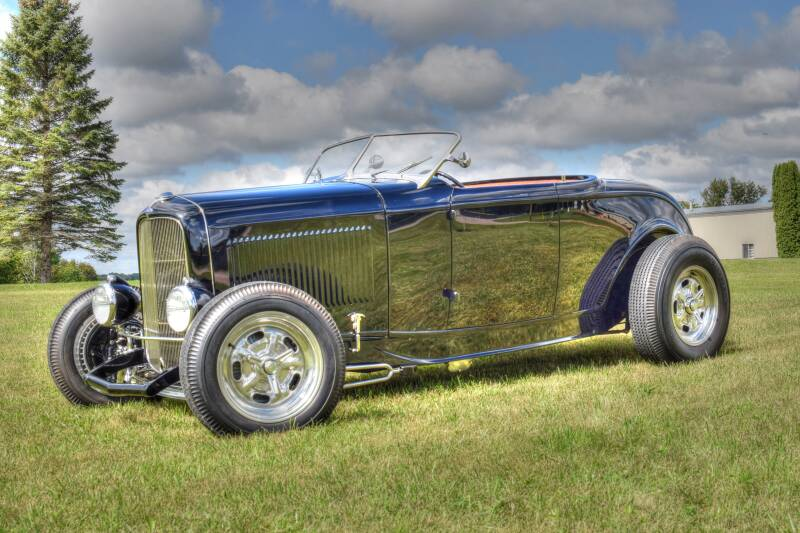 1932 Ford Roadster for sale at Hooked On Classics in Watertown MN