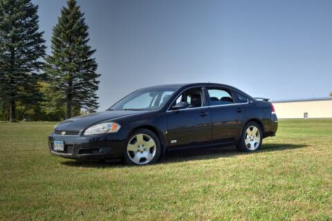 2006 Chevrolet Impala for sale at Hooked On Classics in Watertown MN