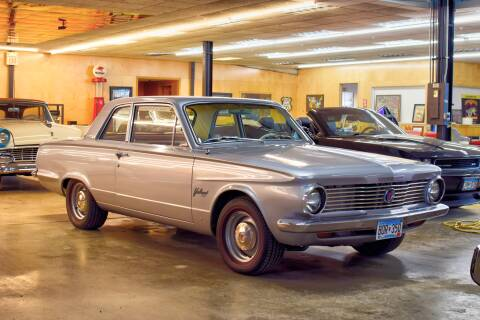 1964 Plymouth Valiant for sale at Hooked On Classics in Watertown MN