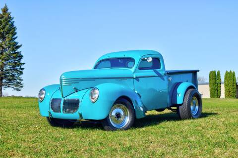 1940 Willys Pickup for sale at Hooked On Classics in Watertown MN