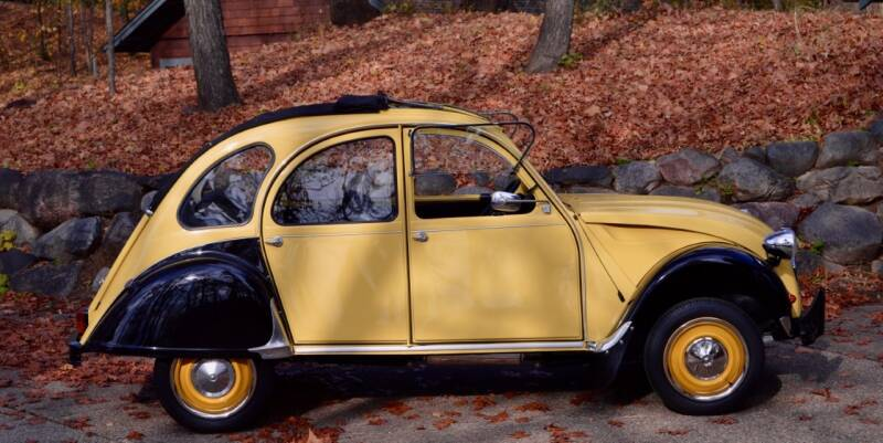 1977 Citroen  2CV6 for sale at Hooked On Classics in Watertown MN