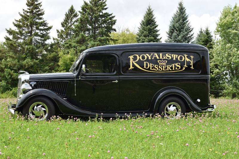1936 Ford Delivery  - Watertown MN