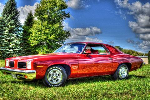 1973 Pontiac GTO for sale in Watertown, MN