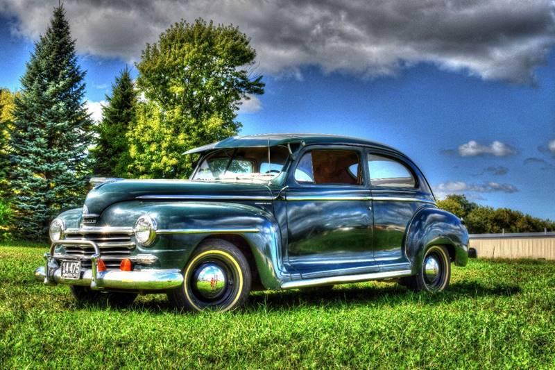 1948 Plymouth Sedan  - Watertown MN