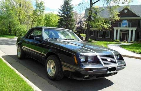 1984 Ford Mustang for sale in Watertown, MN