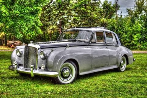 1956 Bentley S-1