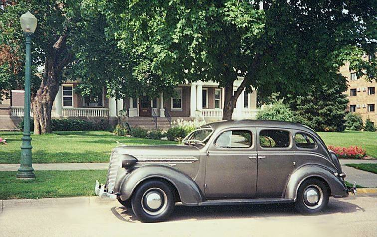 1937 Dodge d-5  - Watertown MN