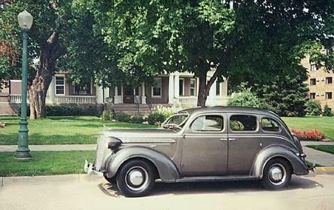 1937 Dodge d-5